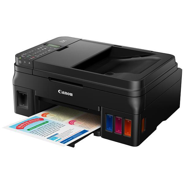 Best Deals On Canon Pixma G4500 Inkjet Printer Compare