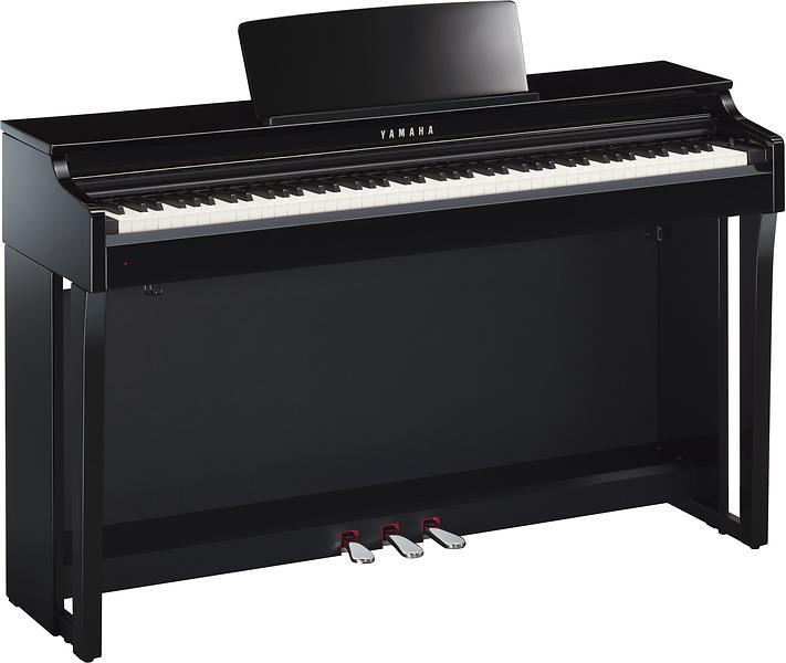 best deals on yamaha clp 625 digital pianos stage pianos. Black Bedroom Furniture Sets. Home Design Ideas