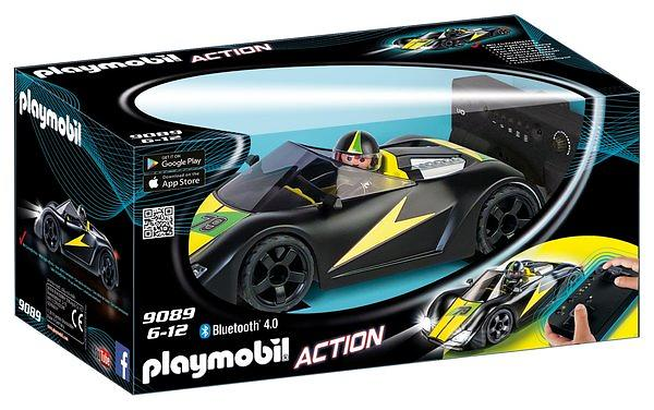 historique de prix de playmobil action 9089 voiture de course noire radiocommand e playmobil. Black Bedroom Furniture Sets. Home Design Ideas