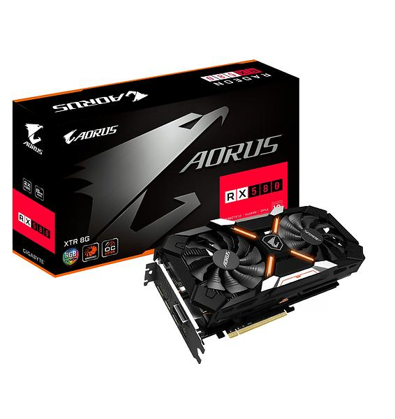 les meilleures offres de aorus radeon rx 580 xtr hdmi 3xdp 8go carte graphique pci express. Black Bedroom Furniture Sets. Home Design Ideas