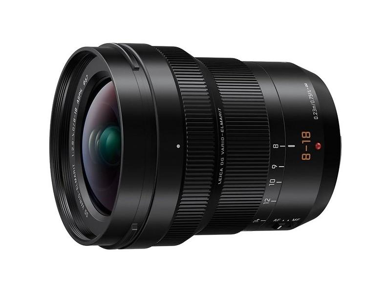 Panasonic Leica 8-18/2,8-4,0 DG Vario Elmarit ASPH