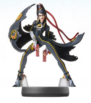 Nintendo Amiibo  Bayonetta  Player 2