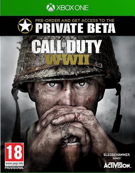 Bild på Call of Duty: WWII från Prisjakt.nu