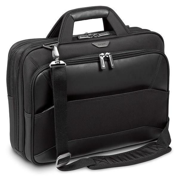 "Targus Mobile VIP Large Topload Laptop Case 15.6"""