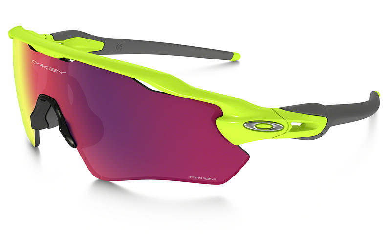 Oakley Radar EV Path Prizm Road Retina Burn Collection