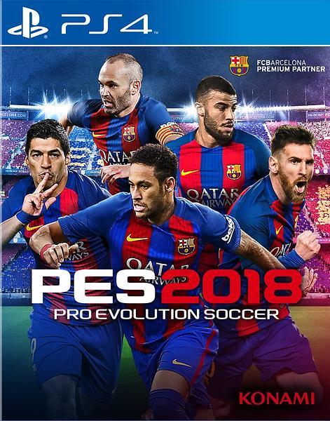 Bild på Pro Evolution Soccer 2018 från Prisjakt.nu
