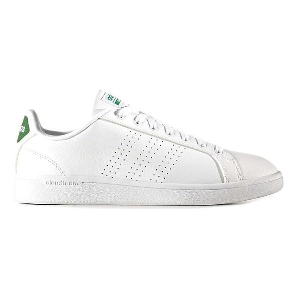 purchase cheap e0c19 214e2 Storico dei prezzi di Adidas Cloudfoam Advantage Clean Leather (Uomo) Scarpe  casual - Trova il miglior prezzo
