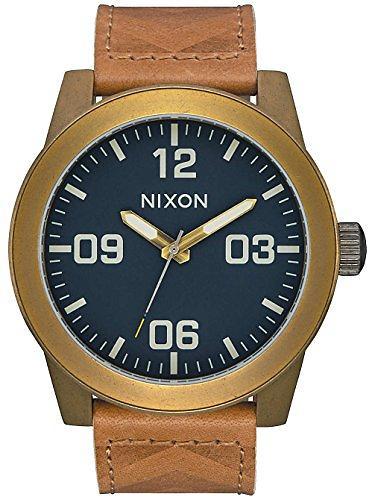 Nixon The Corporal Leather
