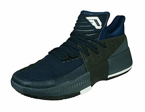 low priced a92dc 83630 Storico dei prezzi di Adidas Dame 3 (Uomo) Scarpa per sport indoor - Trova  il miglior prezzo