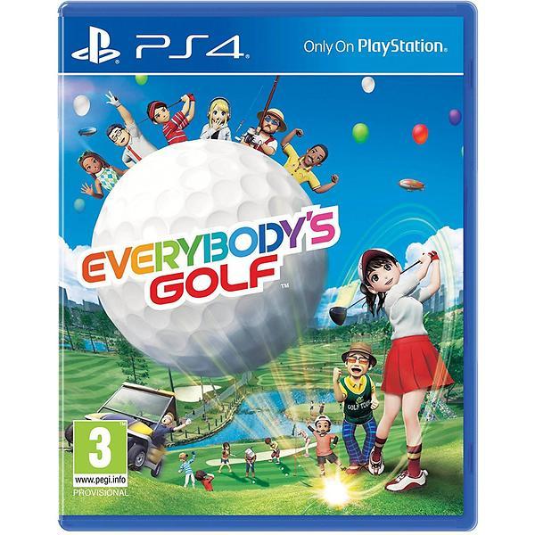 Bild på Everybody's Golf (PS4) från Prisjakt.nu