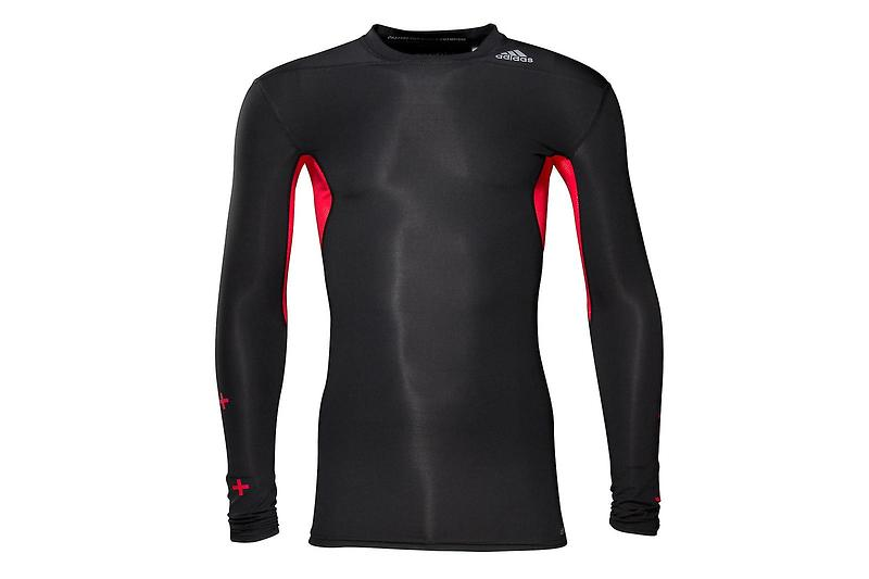 Adidas Techfit Recovery Compression LS Shirt (Uomo)