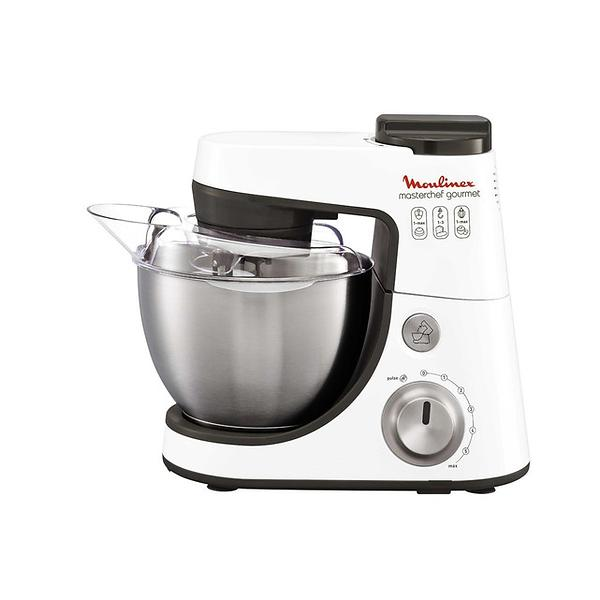 Moulinex Küchenmaschine Masterchef Gourmet Plus: Moulinex Masterchef Gourmet QA4081 Robot Da Cucina Al