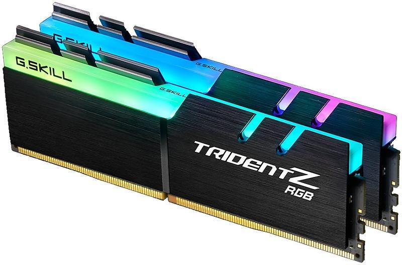 G.Skill Trident Z RGB LED DDR4 2400MHz 2x16GB (F4-2400C15D-32GTZR)