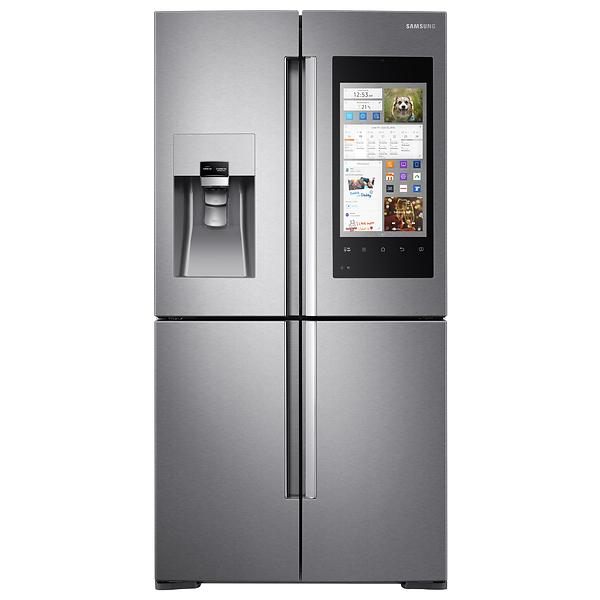 Samsung Family Hub 2.0 RF56M9540SR (Inox) Frigorifero/congelatore ...