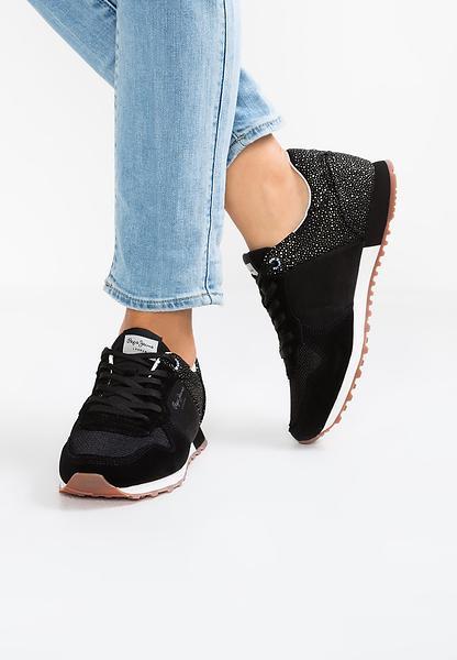 Pepe Jeans Verona (Femme) au meilleur prix - Comparez les offres de Baskets    chaussures décontractées sur leDénicheur df227340e6b5