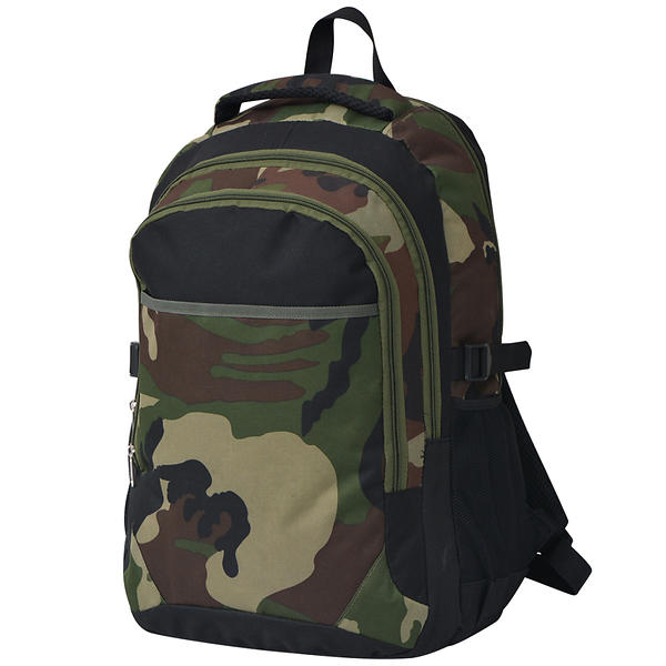 vidaXL School Backpack 40L