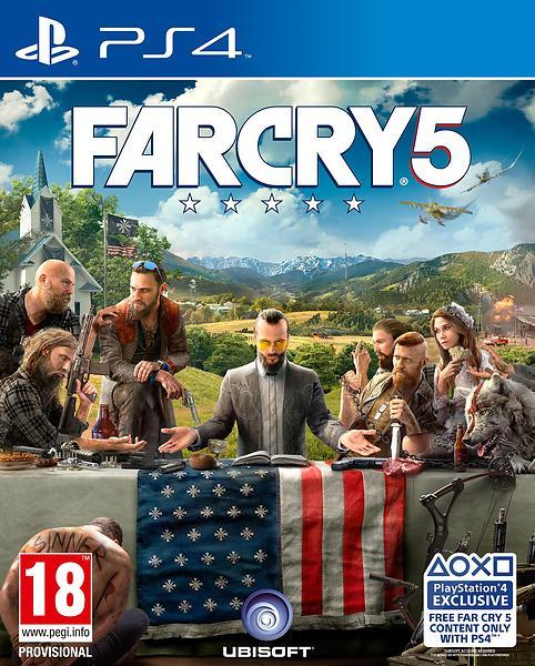 Bild på Far Cry 5 från Prisjakt.nu