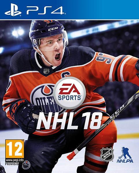 Bild på NHL 18 från Prisjakt.nu