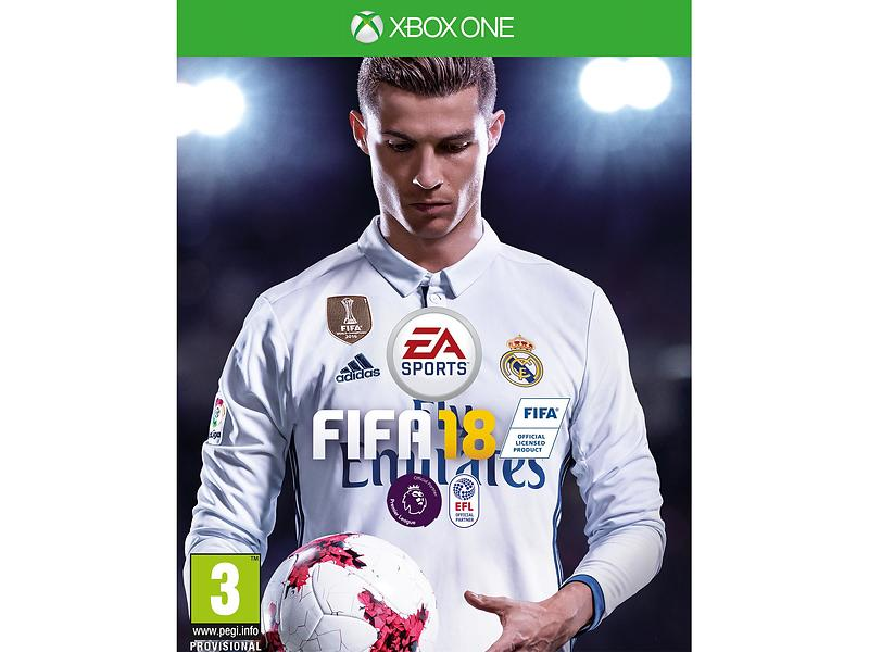 best deals on fifa 18 xbox one game compare prices on pricespy. Black Bedroom Furniture Sets. Home Design Ideas