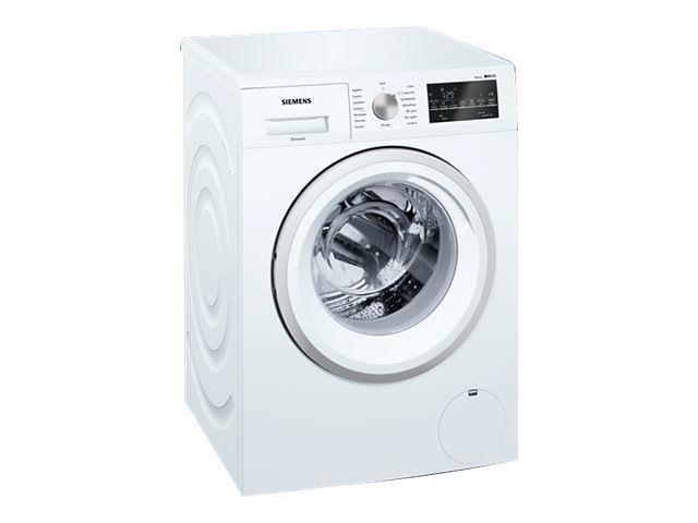 siemens wm14t458ff blanc au meilleur prix comparez les offres de machine laver sur led nicheur. Black Bedroom Furniture Sets. Home Design Ideas