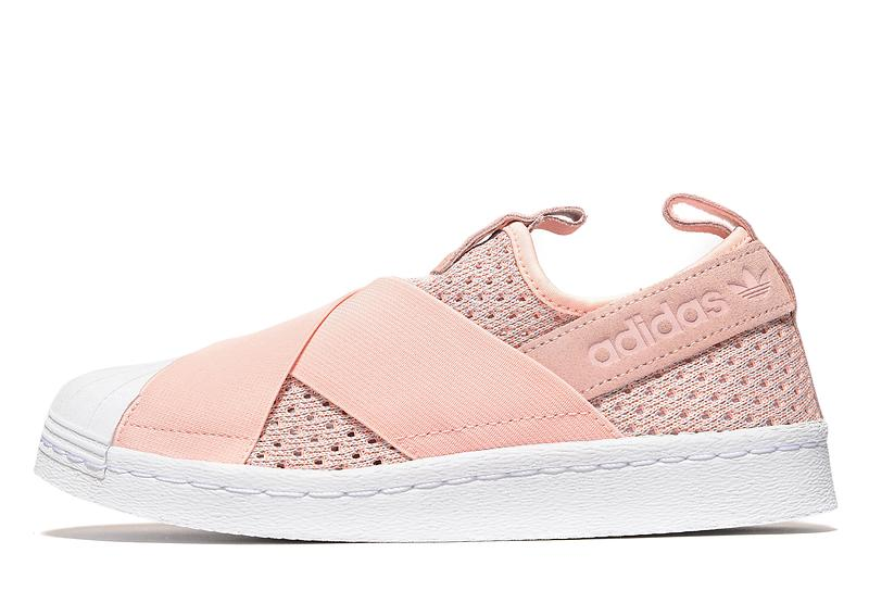 Adidas Originals Superstar Mesh Slip-On (Donna)