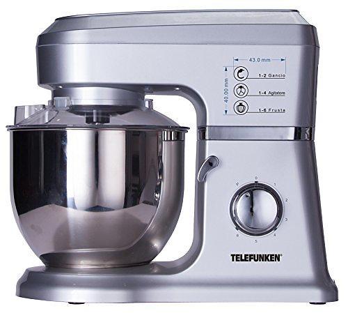 Telefunken m04319 robot da cucina al miglior prezzo - Robot da cucina offerte ...