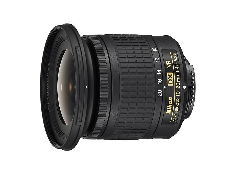 Nikon Nikkor AF-P DX 10-20/4,5-5,6 G VR