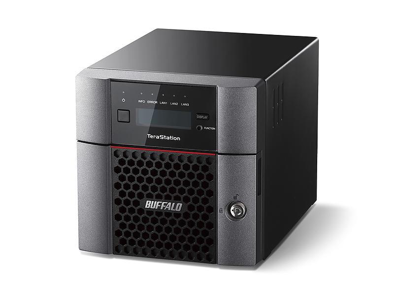 Buffalo TeraStation 5210DF 512GB