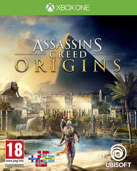 Bild på Assassin's Creed: Origins från Prisjakt.nu