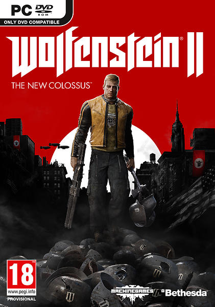 Bild på Wolfenstein II: The New Colossus från Prisjakt.nu