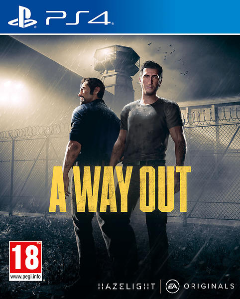 Bild på A Way Out från Prisjakt.nu