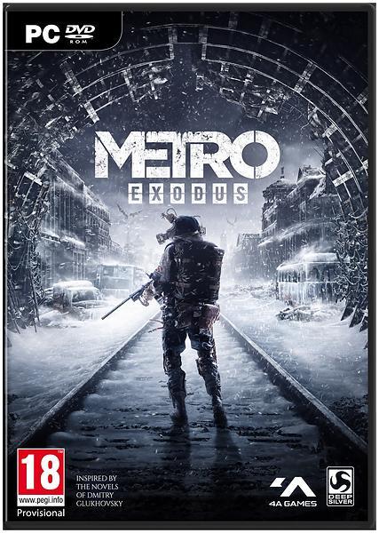 Bild på Metro: Exodus (PC) från Prisjakt.nu