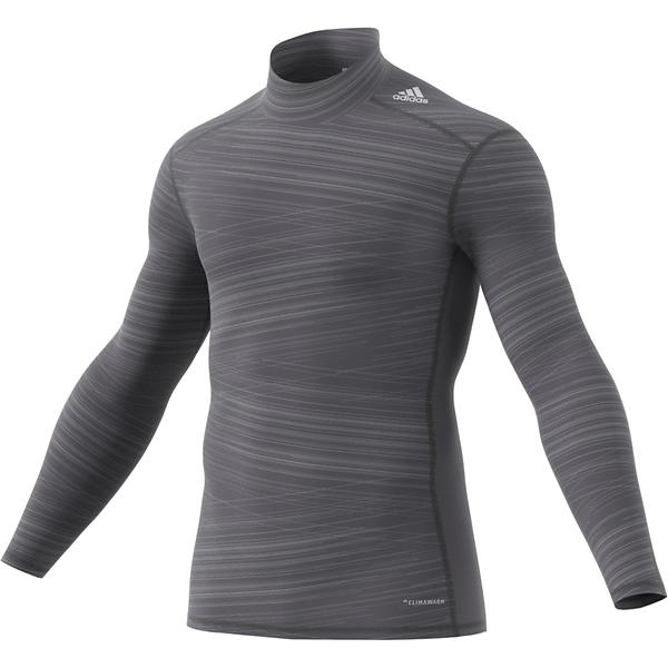 Adidas Techfit Climawarm Compression LS Shirt (Uomo)