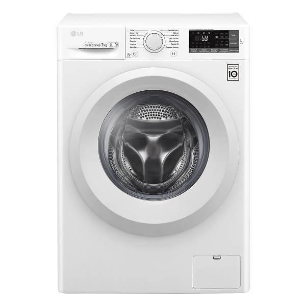 lg f74j53wh blanc au meilleur prix comparez les offres de machine laver sur led nicheur. Black Bedroom Furniture Sets. Home Design Ideas