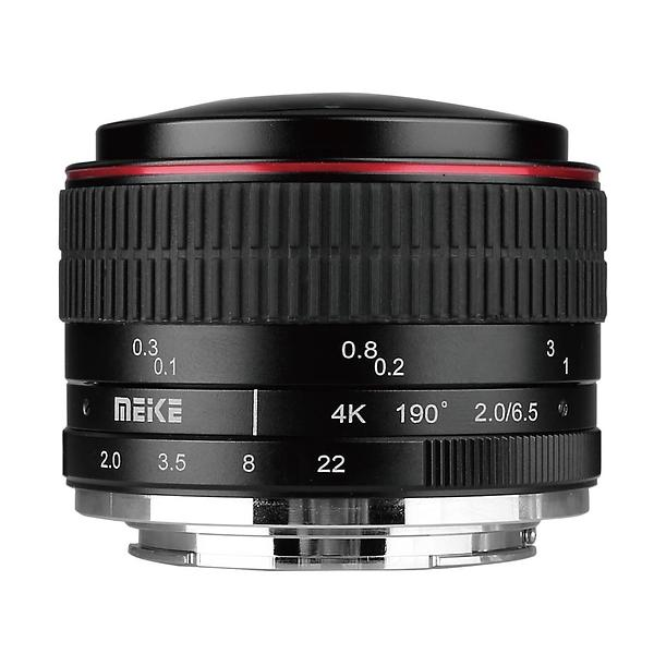Meike MK 6,5/2,0 Fisheye for Nikon