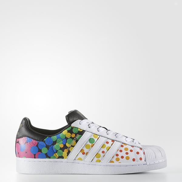 Adidas Originals Superstar Pride Pack (Uomo)