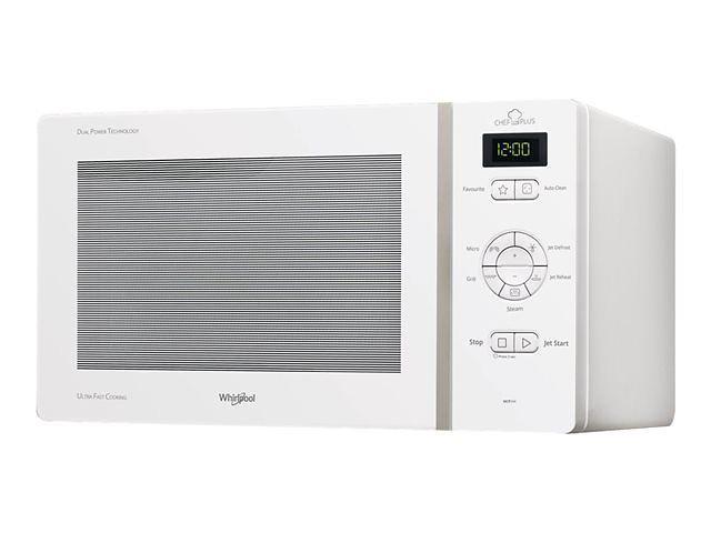 whirlpool mcp 344 wh blanc au meilleur prix comparez les offres de four micro ondes sur. Black Bedroom Furniture Sets. Home Design Ideas