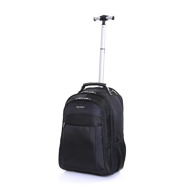 Karabar Aragon Wheeled Laptop Backpack