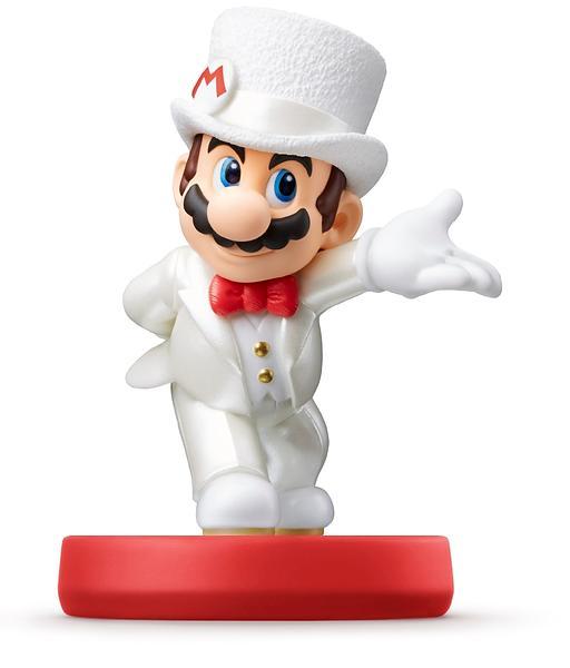Nintendo Amiibo - Mario (Wedding Outfit)