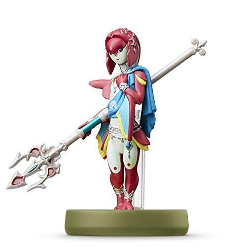 Nintendo Amiibo  Mipha Zora Champion