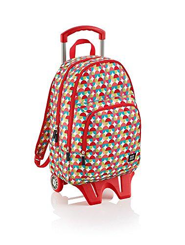 Miquelrius Waves Triple Backpack with Trolley (Jr)
