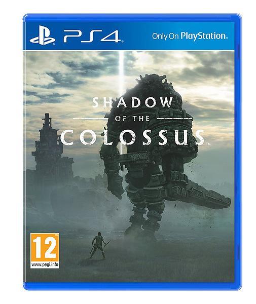 Bild på Shadow of the Colossus från Prisjakt.nu