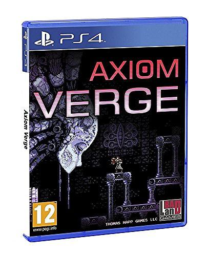 images of axiom verge ps4 game