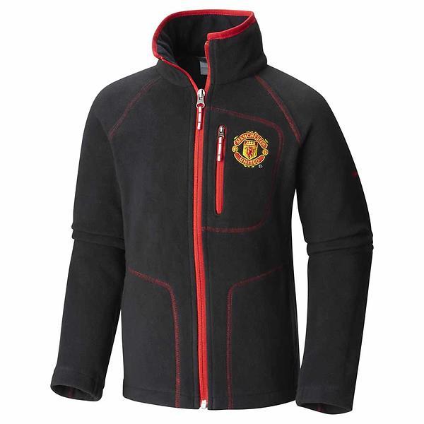 Columbia Fast Trek Manchester United Full Zip Fleece Jacket (Jr)
