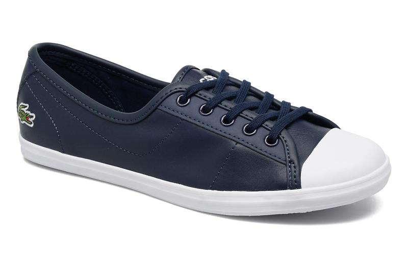 Lacoste Ziane Leather Low Rise (Donna)