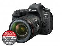 Canon EOS 6D Mark II + 24-105/4,0 L IS II USM