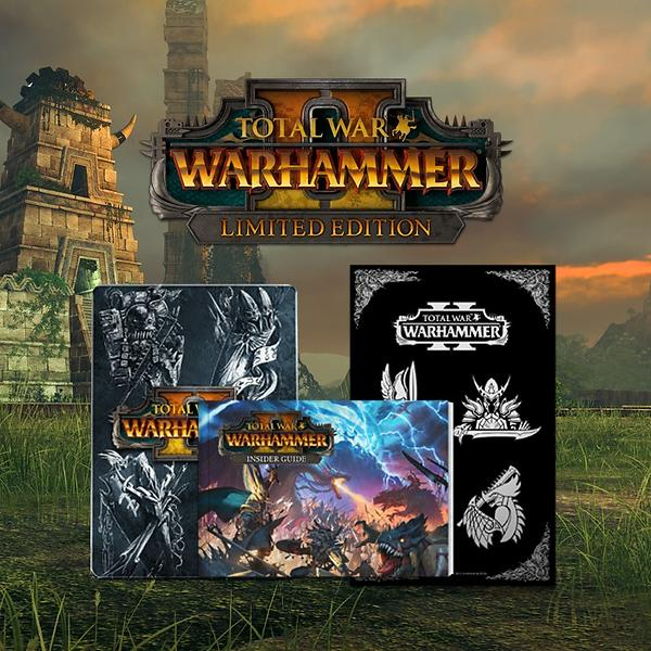 Find the best price on Total War: Warhammer II - Limited Edition (PC