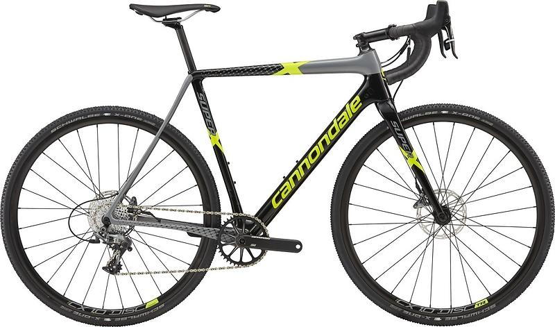 Cannondale SuperX Force 1 2018
