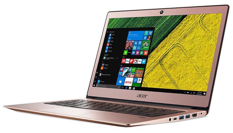 Bild på Acer Swift 1 SF113-31 (NX.GPRED.002) från Prisjakt.nu