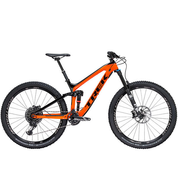 Trek Slash 9.8 2018